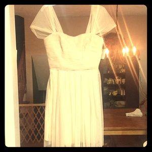 BNWT Vera Wang WHITE, STUNNING dress!